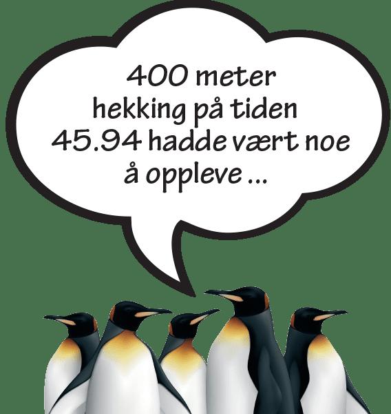 Pingvin Gruppespesialisten